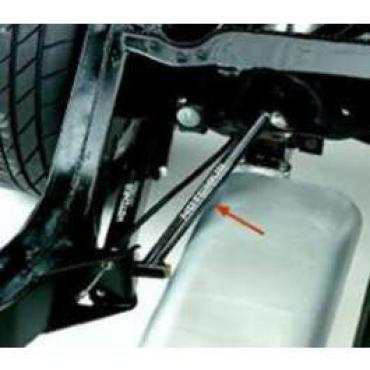 Chevelle Hotchkis Trailing Arm Mount Braces, 1968-1972