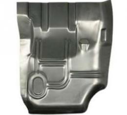 Chevelle Floor Pan, Rear, Left, 1973-1977
