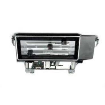 Chevelle Heater Control Panel, 1966-1967