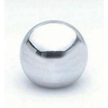 Chevelle Shift Knob, Chrome, Muncie, 1968-1972