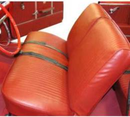 PUI Chevelle Front Seat Covers, Bench, Coupe & Convertible, 1964