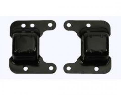 Chevelle Engine Frame Mounts, Small Or Big Block, 1968-1972