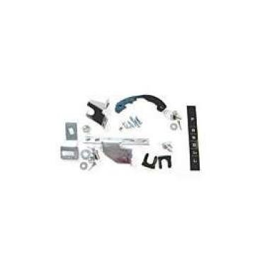 Chevelle Shifter Conversion Kit, Power glide To TH350 Or TH400 Transmission, 1964-1965