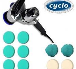 Cyclo Polishing Starter Kit With Polisher