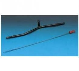 Chevelle Dipstick And Tube, 700R4 Automatic Transmission, 1964-1972