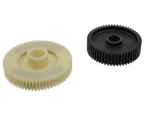 Corvette Headlight Motor Gear Set, 2 Piece, 1984-1987
