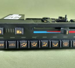 Corvette Heater/AC Control, Manual, without Heated Mirror, 1992-1993