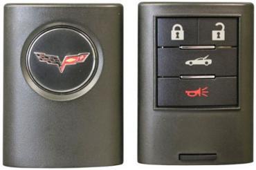 Corvette Keyless Remote #1, 2008-2013
