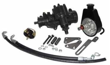 Firebird Power Steering Conversion Kit, with Standard Ratio Gearbox, 1967-1969