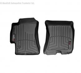WeatherTech 440831 - Black FloorLiner(TM) DigitalFit