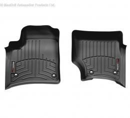 WeatherTech 440451 - Black FloorLiner(TM) DigitalFit