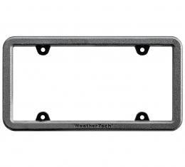 WeatherTech 8ALPBF1 - License Plate Frame