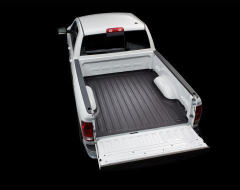 WeatherTech 36706 - Black WeatherTech TechLiner Bed Mat