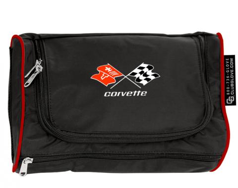 Club Glove Corvette Travel Kit with C3 Emblem