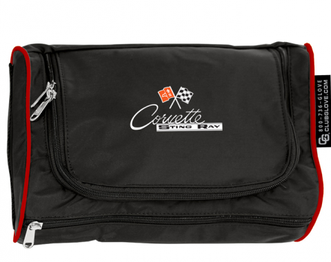 Club Glove Corvette Travel Kit with C2 Emblem