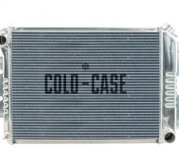 Cold Case Radiators 67-69 Camaro BB / Firebird Auto Transmission Aluminum CHC11A