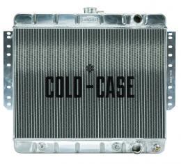 Cold Case Radiators 61-65 Impala Aluminum Radiator Stamped CHI565A
