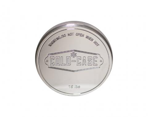 Cold Case Radiators Radiator Cap Billet Polished RC100
