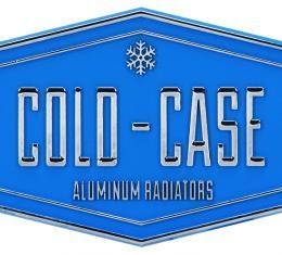Cold Case Radiators Cold Case Logo Emblem Blue CCBLUEMBLEM