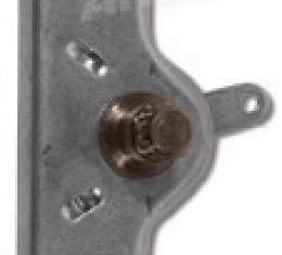 Corvette Door Lock Control, Front, 1967
