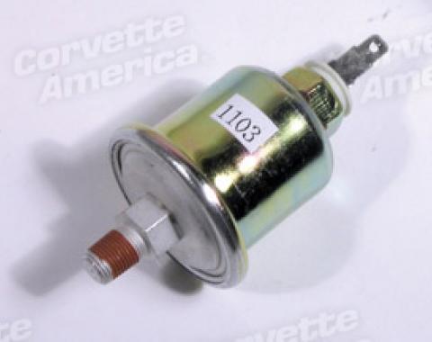 Corvette Oil Pressure Sender, 1974-1981
