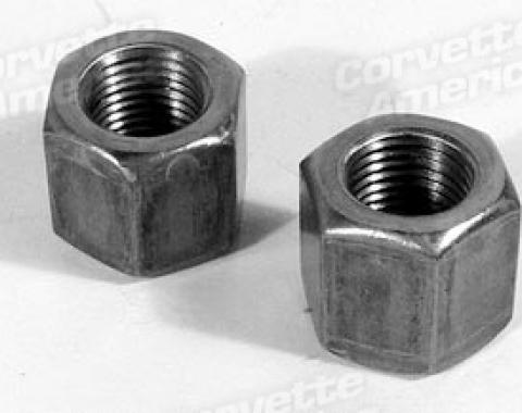 Corvette Rear Shock Lower Mount Nut, 1963-1982