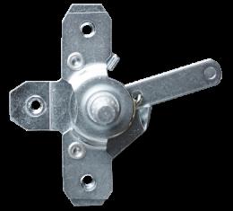 Key Parts 67-'71 Door Short Relay Latch, Driver's Side 0849-811 L