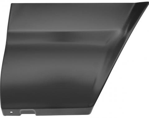 """RestoParts Patch Panel, 64-65  Chevelle Front Fender (behind wheel well, 13.5"""" high), Right Hand 0CH104-RH"""