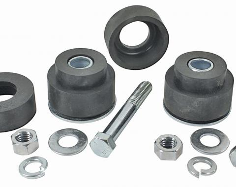 RestoParts Bushing Kit, Radiator Support, 1968-72 GM A Body, w/Hardware RB0523