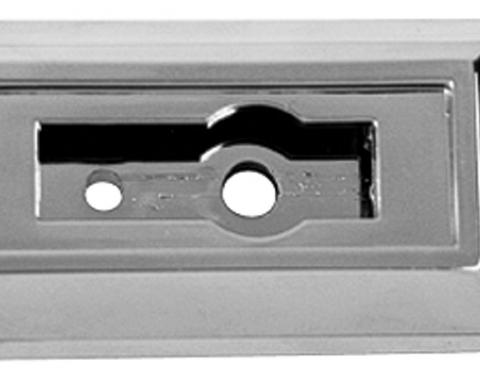 RestoParts Bezel, Door Panel Pull Strap, 1976-88 GM L240254