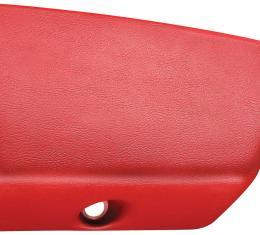 RestoParts Glove Box Door, Molded, 1966-67 Cutlass, Red C2456RD