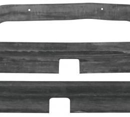 RestoParts Seal, Body To Bumper, 1964-65 Chevelle Rear AMS4029