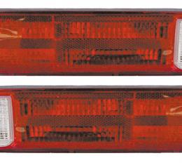 RestoParts Lens, Tail Lamp, 1979-88 El Camino/1979-83 Malibu Wagon L240298
