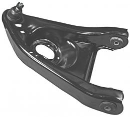 RestoParts Control Arm, 64-72 A-Body, Front Lower, Complete, Right Hand CH26660-RH