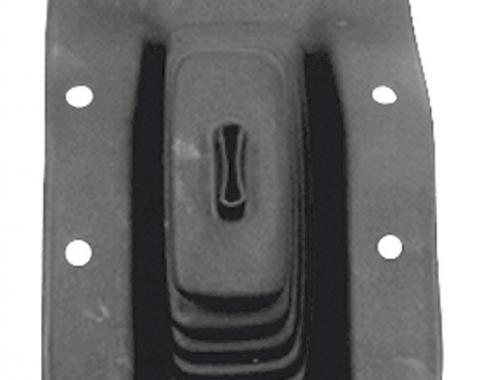 RestoParts Shift Boot, 4-Speed, 1968-72 Chevelle/El Camino/Monte Carlo, w/ Console PZ00785