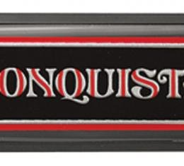 "RestoParts Nameplate, Dash, 1981-85 ""Conquista"" KM00300"