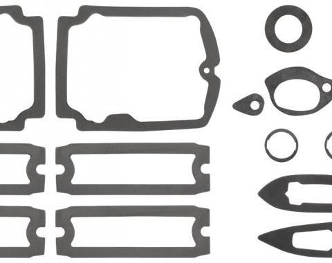 RestoParts 1965 Chevelle Paint Seal Kit, Full Body PSK500