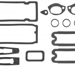 RestoParts 1968 Chevelle Paint Seal Kit, Full Body PSK800