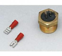 El Camino Electric Cooling Fan Temperature Sending Switch, 1959-1985