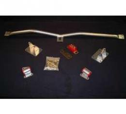 El Camino LS Series Engine Conversion Kit, For Cars With T-56 Manual Transmission, 1982-1987