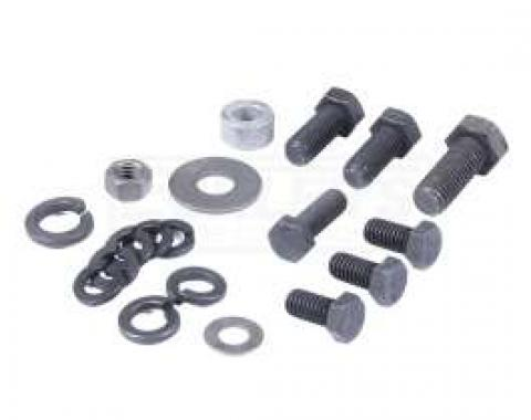 El Camino Power Steering Related Bolts Power Steering Pump 396,454, 19 Pieces, 1970-1972