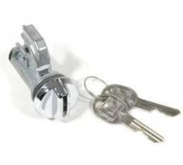 El Camino Glove Box Lock, Later, 1970-1977