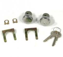 El Camino Door Lock & Keys, Original Style Keys, 1964-1966