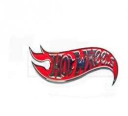El Camino Hot Wheels Edition Emblem, Fender, Right, 1959-1987