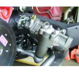 El Camino Steering Box, Power, 600 Series Delphi, 12.7:1 Ratio, 1964-1977