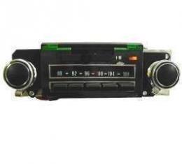 El Camino Radio,AM/FM Reproduction,1969