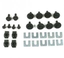 El Camino Fender Related Bolts 28 Piece Kit, 1968