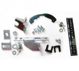 El Camino Shifter Conversion Kit, Powerglide To 700R4, 200-4R Or 4L60 Transmission, 1966-1967