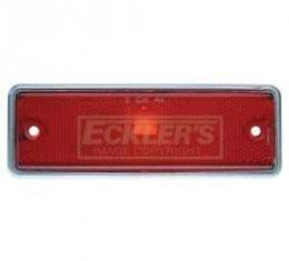 El Camino Rear Side Marker Lens, 1978-1987
