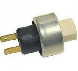 El Camino Air Conditioning Compressor System Mounted Switch, High Pressure Cycling R134A, 1980-1987